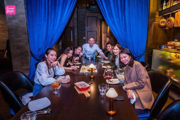 Medici Kitchen & Bar Bangkok