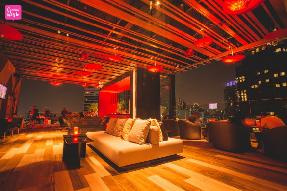 RedSquare Rooftop Bar