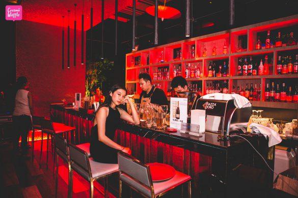 RedSquare Rooftop Bar Novotel Bangkok Sukhumvit 4