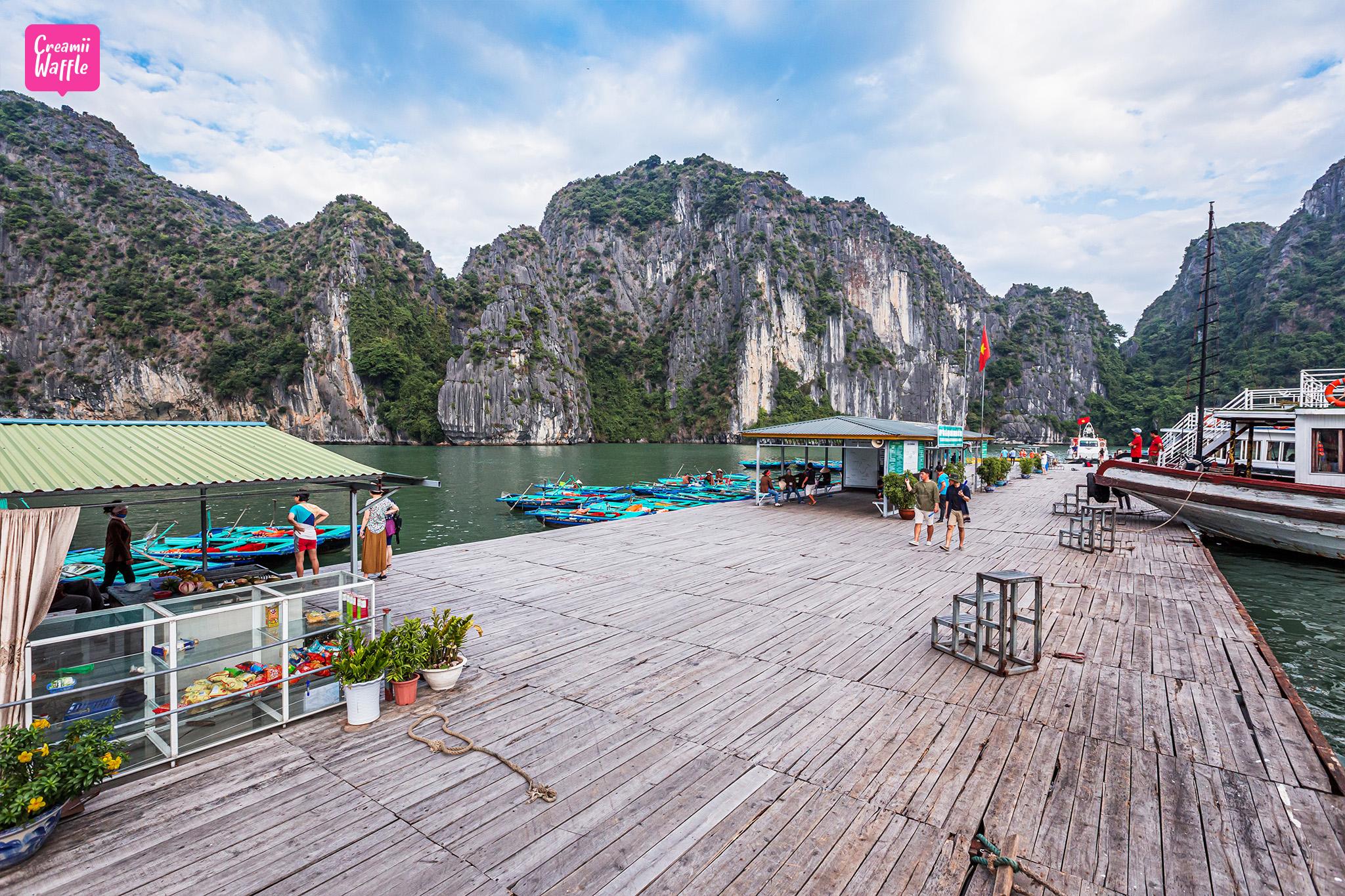 รีวิว Halong Bay