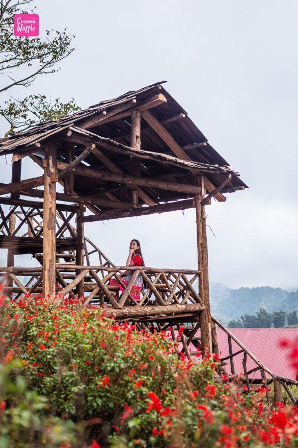 หมู่บ้านกั๊ตกั๊ต เวียดนาม