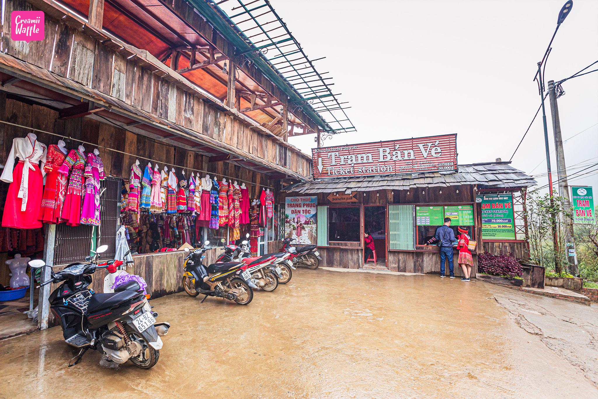 Cat Cat Village Vietnam