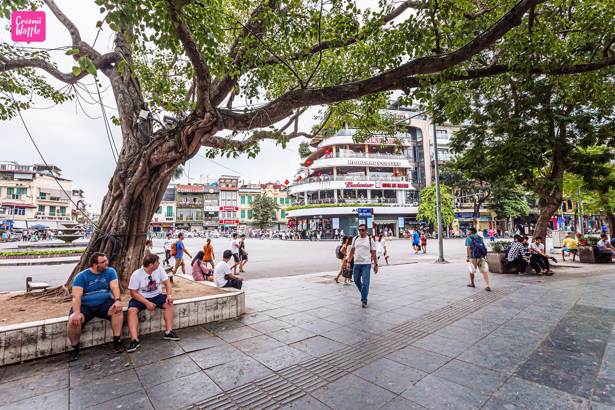 Dong Kinh Nghia Thuc Square