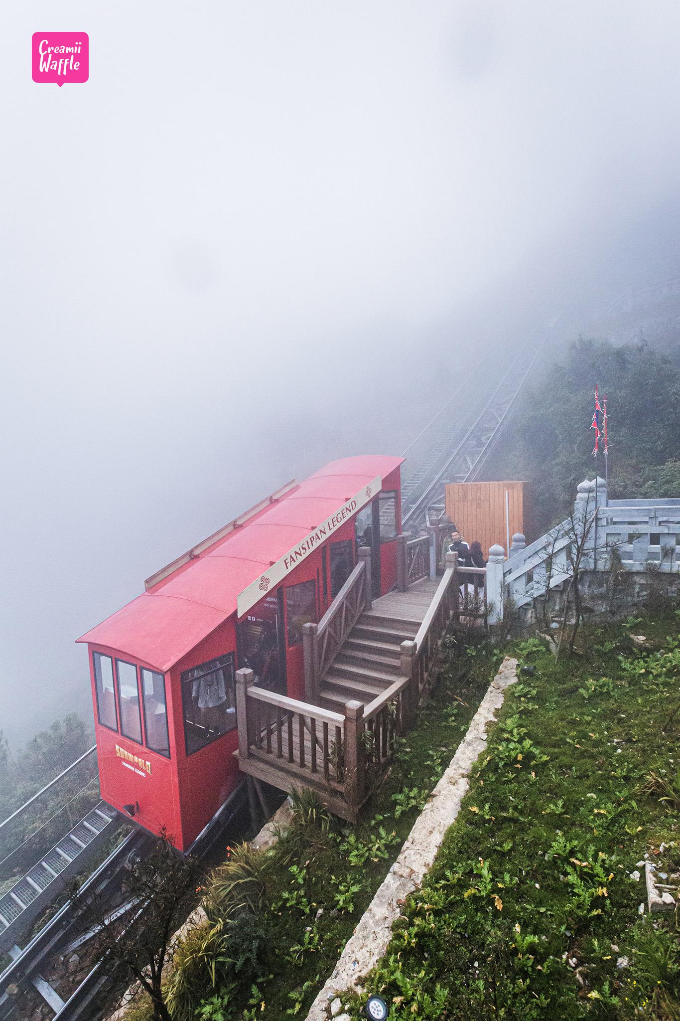 muong hoa mountain train