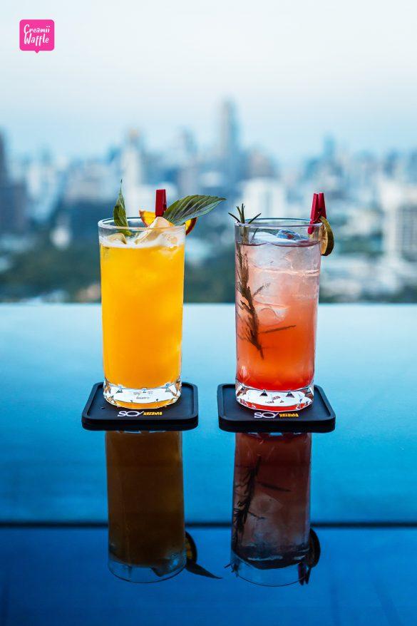 HI-SO Rooftop Bar @ SO Sofitel Bangkok