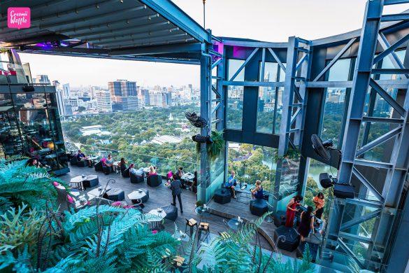 HI-SO Rooftop Bar SO SOFITEL BANGKOK