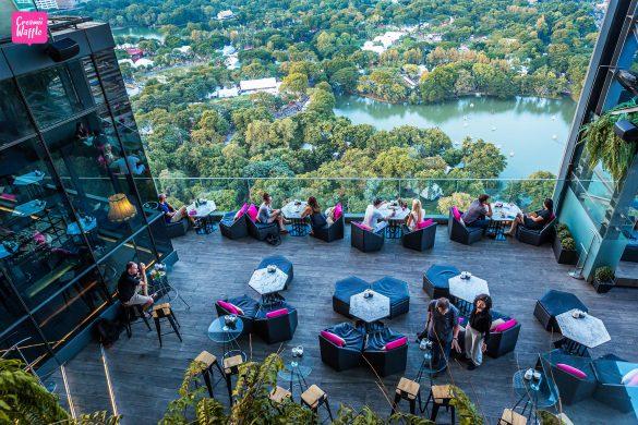 HI-SO, rooftop bar bangkok