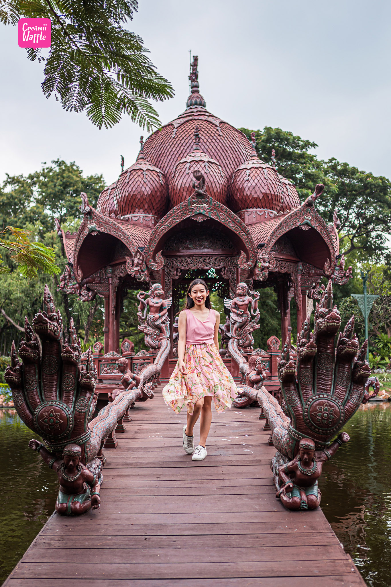 The Ancient City museum Thai เทวโลก
