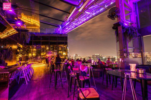 hi so rooftop bar
