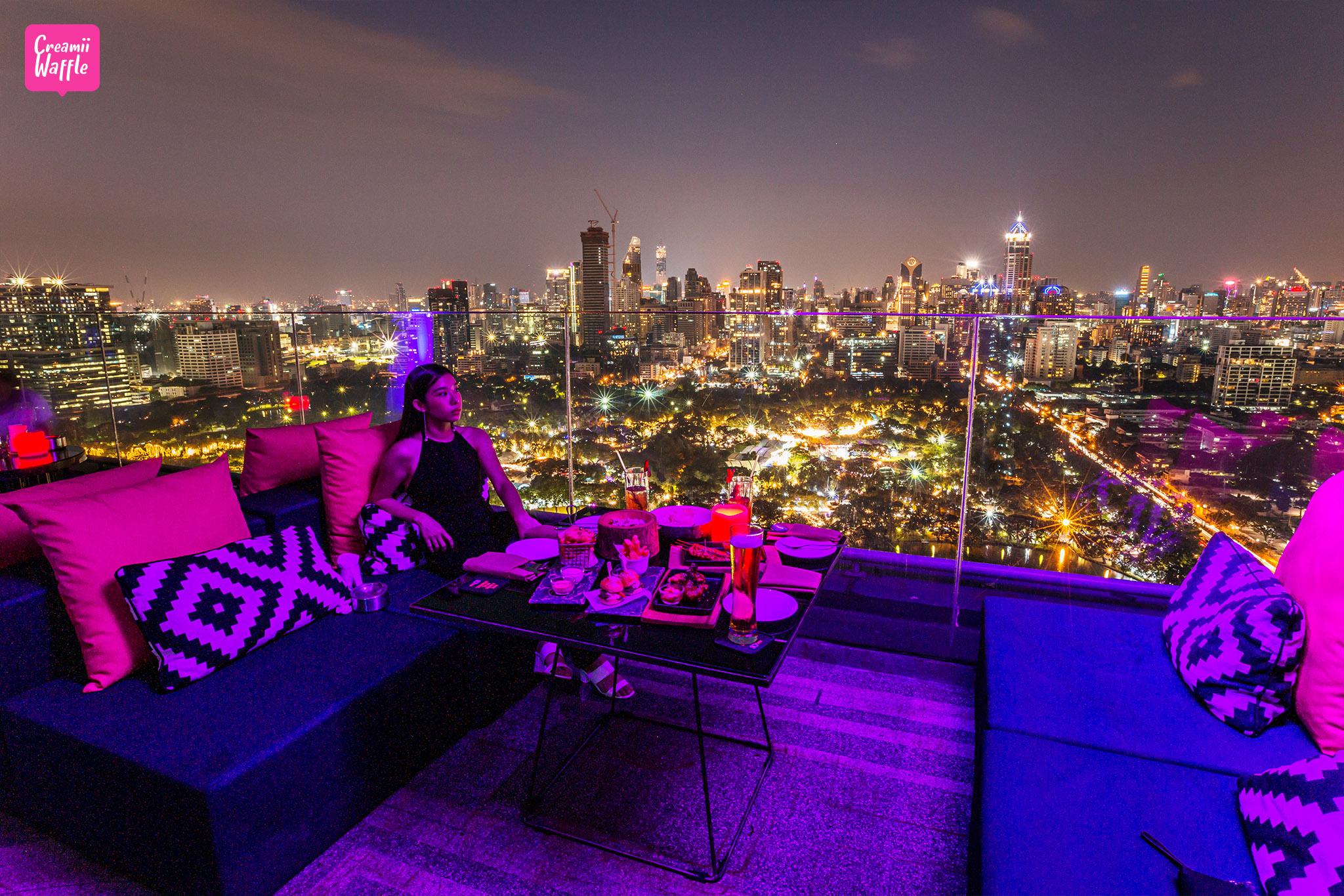 hiso rooftop bar bangkok