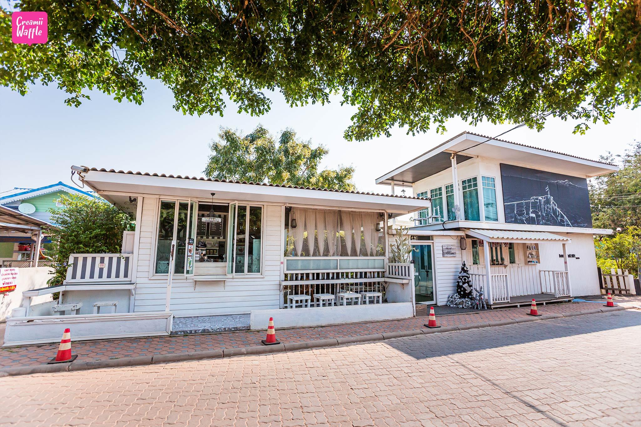 ที่พัก เกาะล้าน baanchaokoh resort