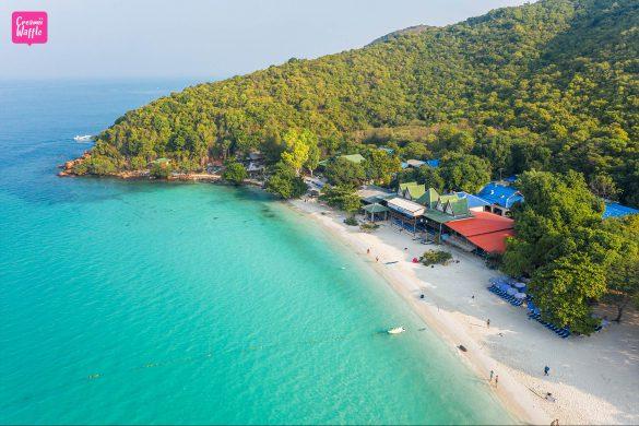 หาดเทียน (Tien Beach) เกาะล้าน
