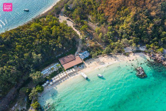 เกาะล้าน หาดเทียน (Tien Beach)