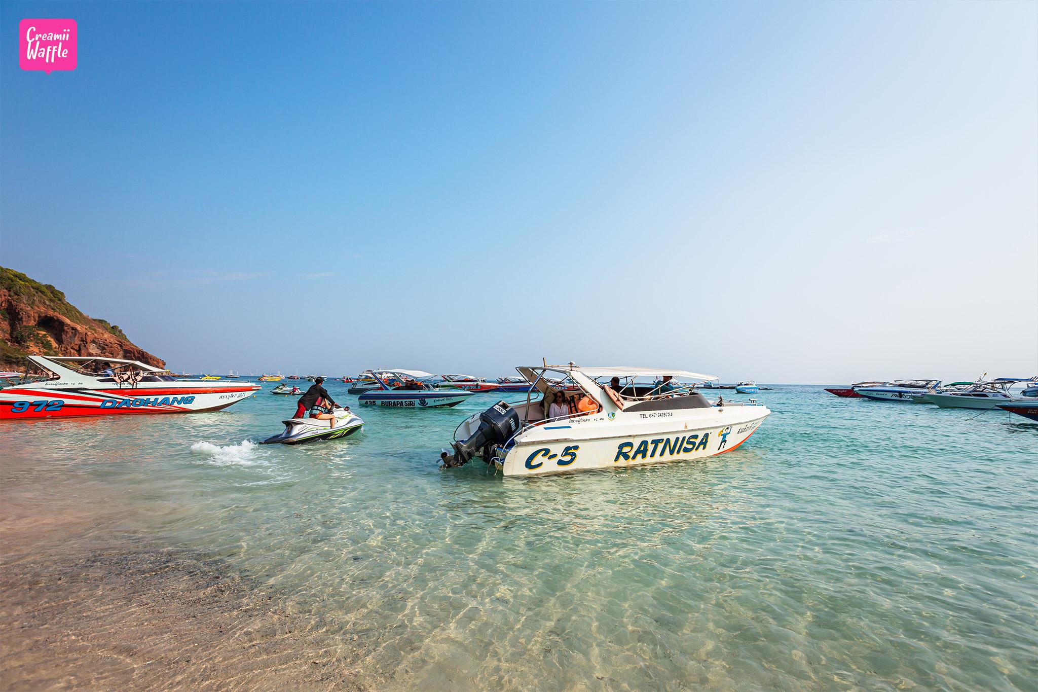 เกาะล้าน เกาะในอ่าวไทย