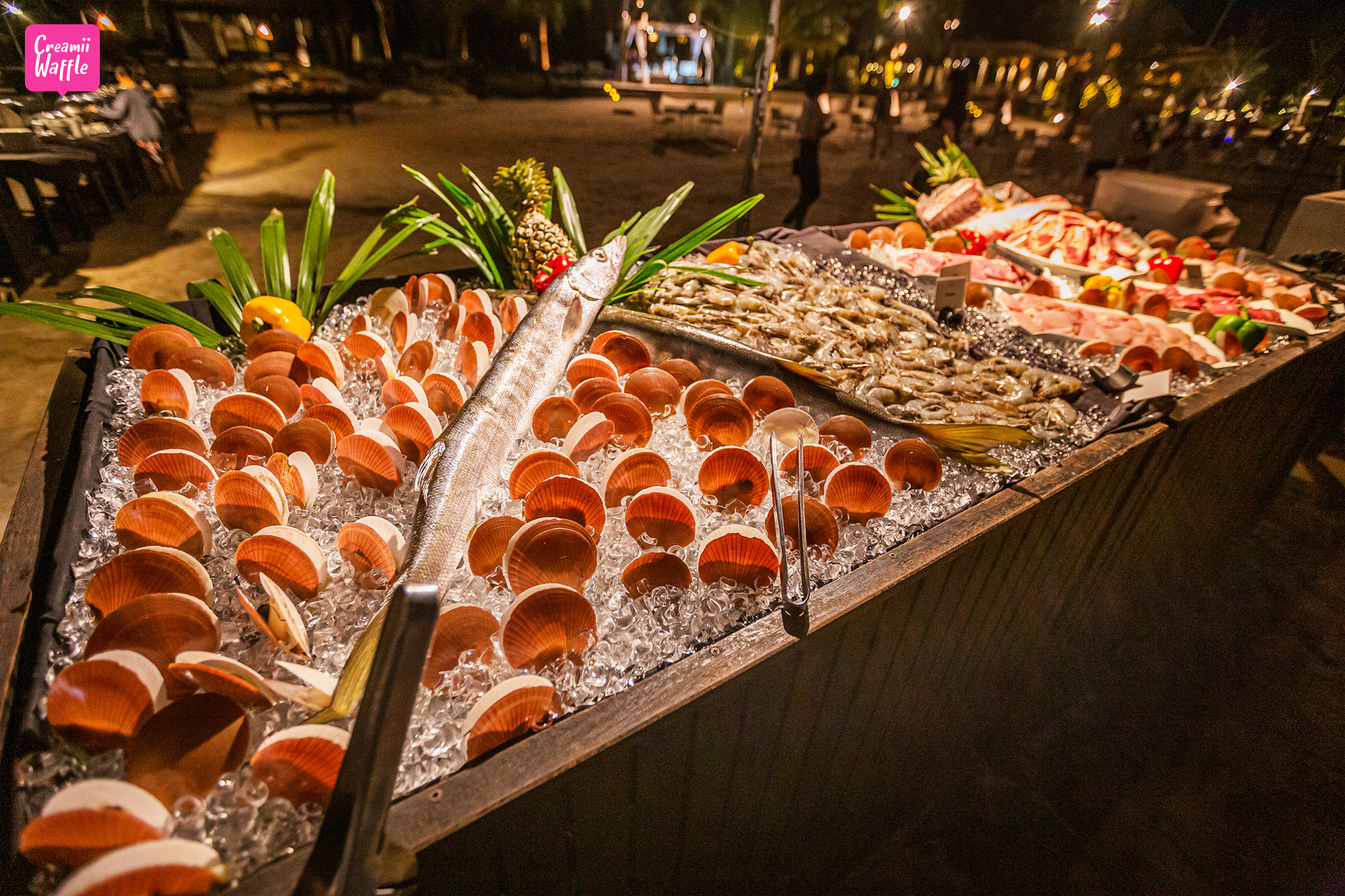 The Dewa Koh Chang Dinner สุดหรู
