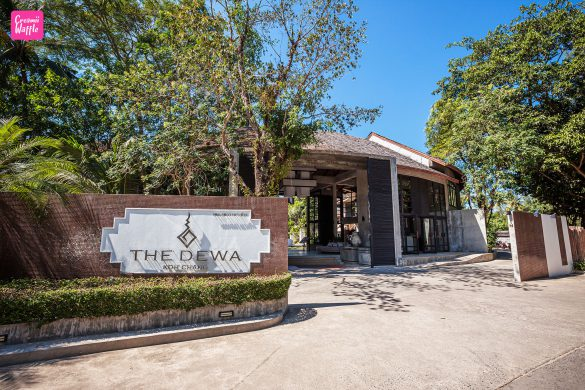 The Dewa Koh Chang Trat Thailand