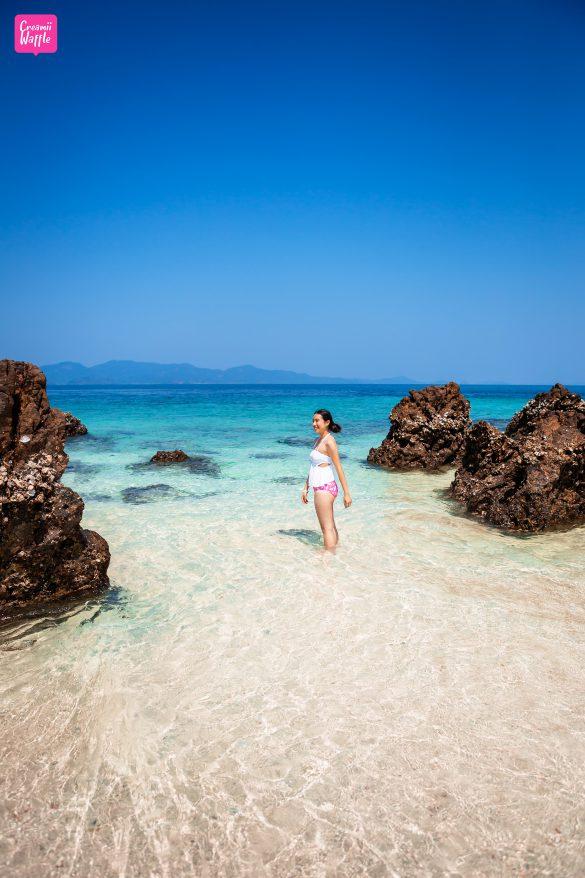 Sali Island น้ำใสเว่อ