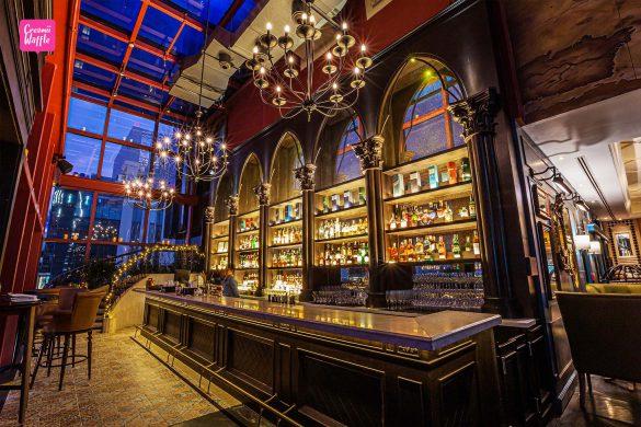 Mojjo Rooftop Lounge Bar