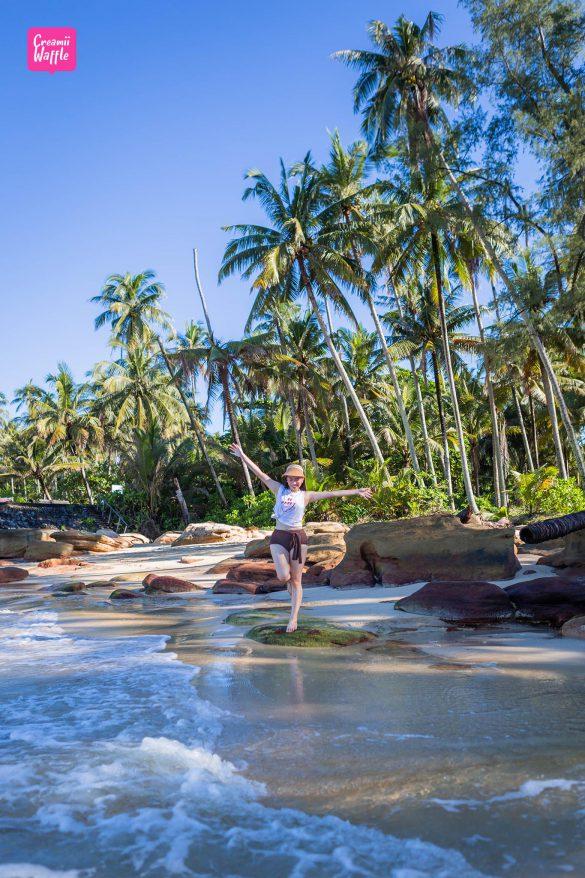 รีวิว พาราไดซ์ บีช เกาะกูด ที่เที่ยว