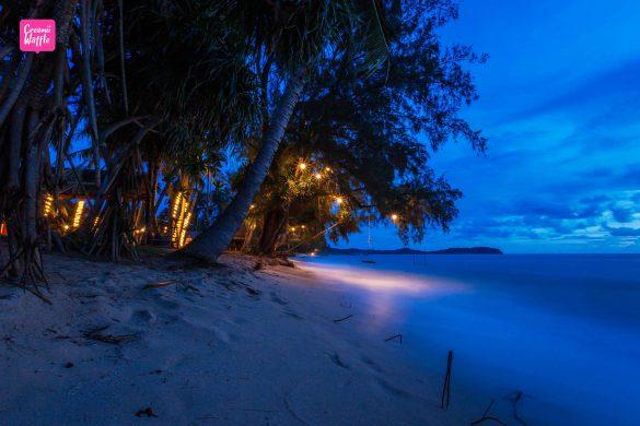 รีวิว เกาะกูด พาราไดซ์ บีช รีสอร์ท Koh Kood Paradise Beach Resort