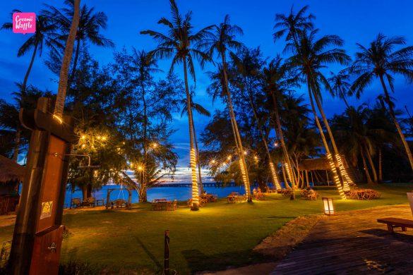 รีวิว Koh Kood Paradise Beach Resort เกาะกูด พาราไดซ์ บีช รีสอร์ท