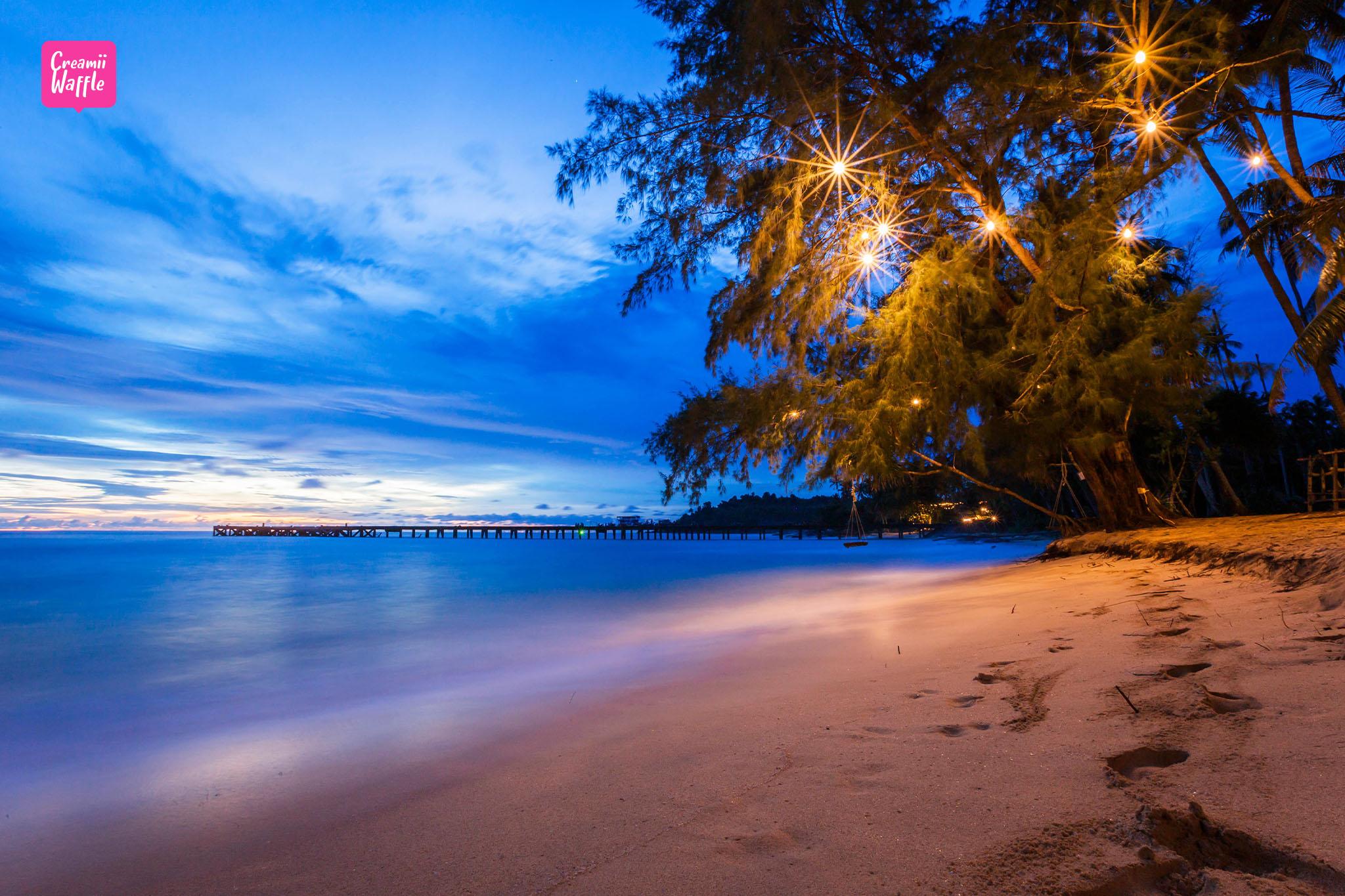 รีวิว Koh Kood Paradise Beach Resort เกาะกูด พาราไดซ์ รีสอร์ท