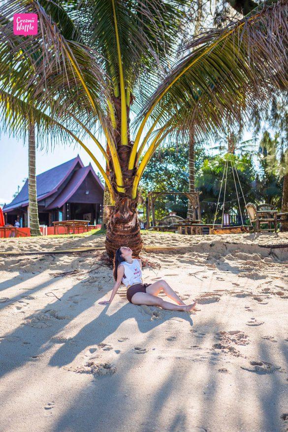เกาะกูด พาราไดซ์ ตราด Creamii Waffle Travel Blogger