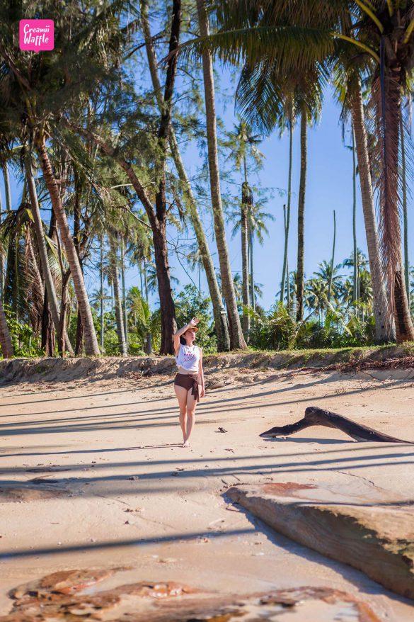 เกาะกูด พาราไดซ์ บีช มุมถ่ายรูป