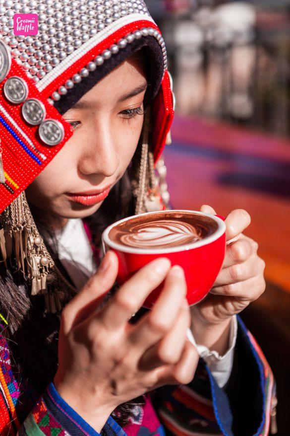 ร้านกาแฟผาฮี้ เชียงราย