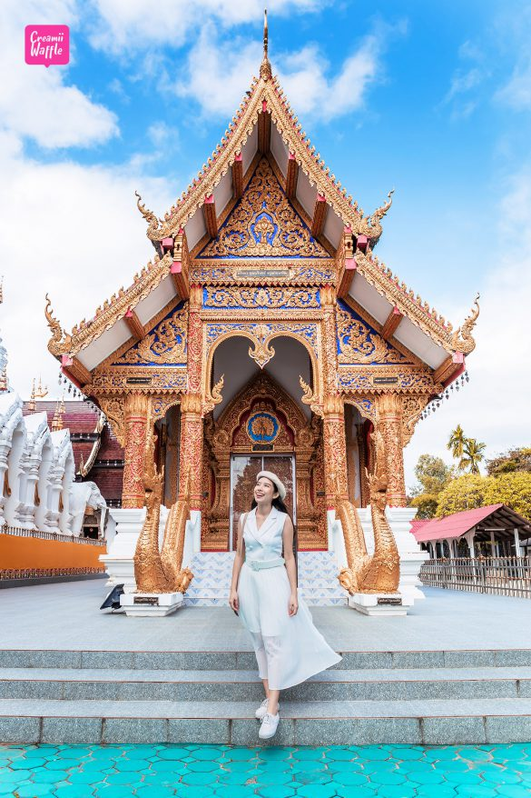วัดขัวแคร่ Wat Khua Khrae Muang เชียงราย