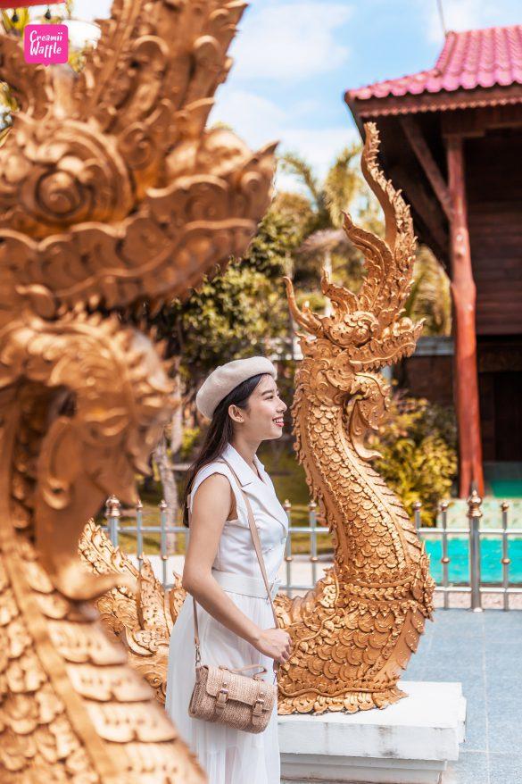 วัดขัวแคร่ Wat Khua Khrae Muang