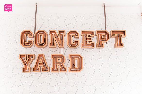 Concept Yard Hostel