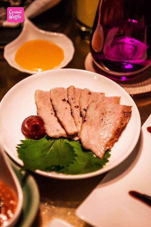 Banyan Tree Bangkok Food