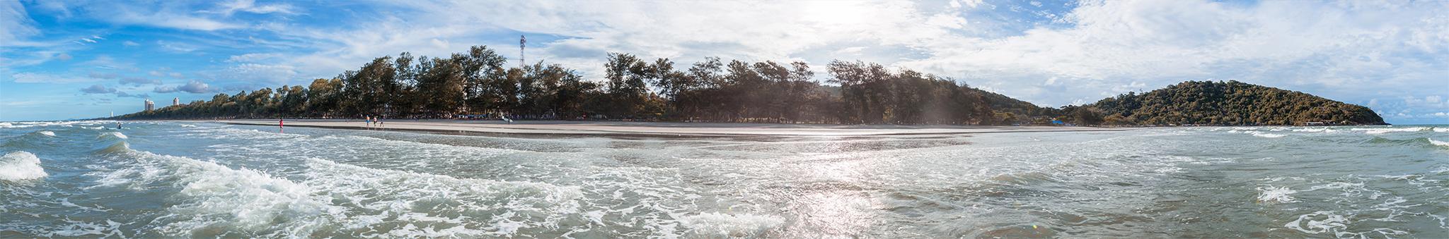 Panorama หาดแม่รำพึง