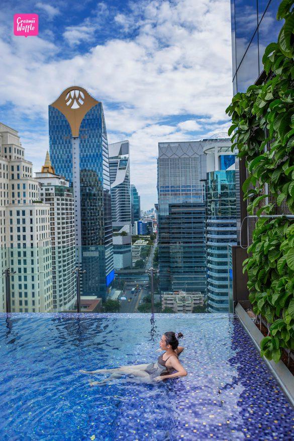 Hotel Indigo Bangkok โรงแรมอินดิโก