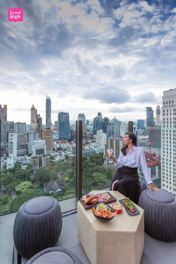 Hotel Indigo Bangkok char bangkok