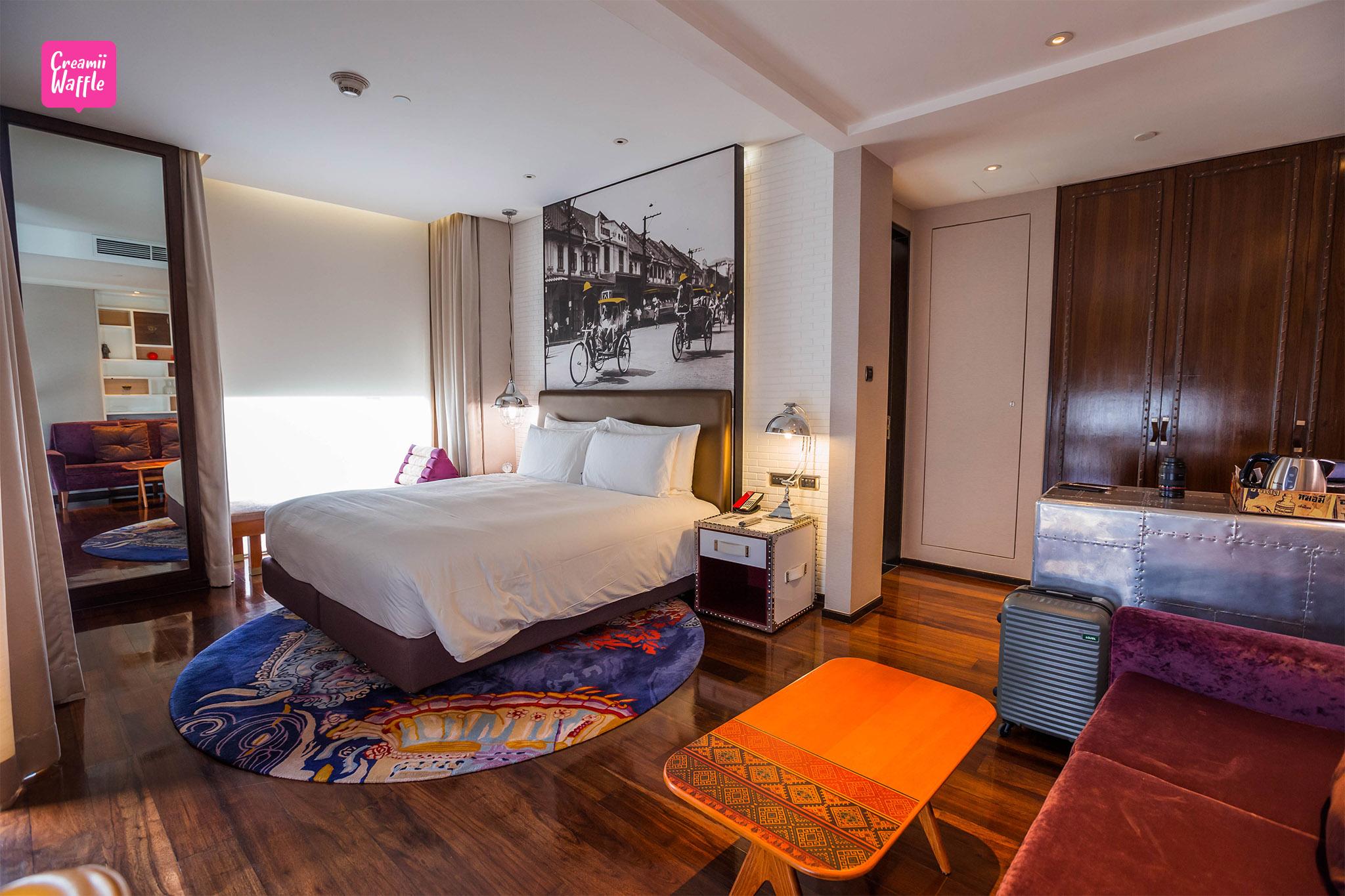 Hotel indigobkk รีวิวโปรโมชั่น โรงแรม อินดิโก ถนนวิทยุ กรุงเทพฯ