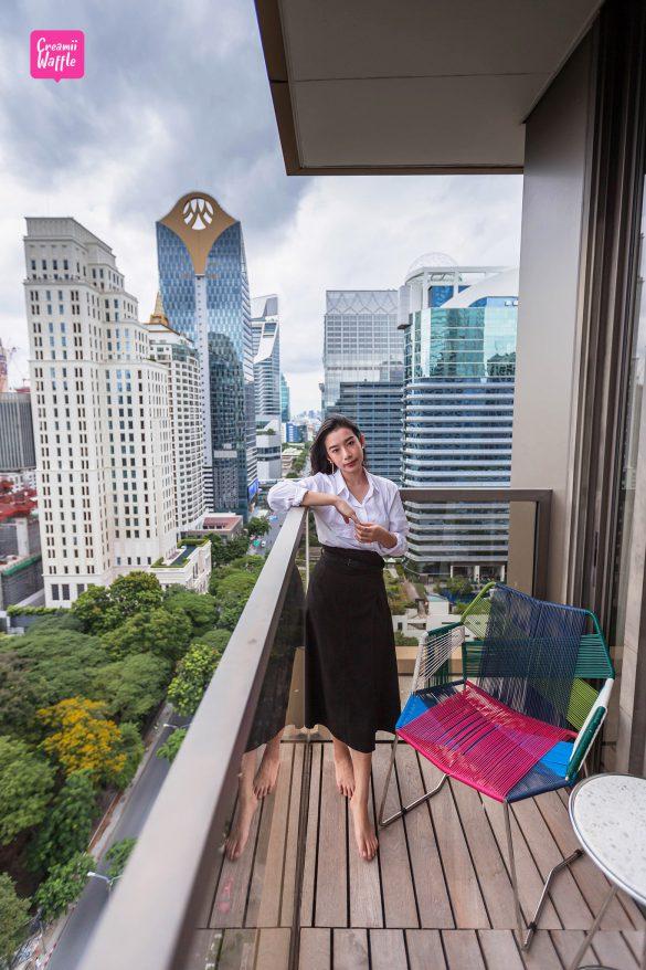 Hotel indigobkk รีวิวโรงแรมอินดิโก ถนนวิทยุ กรุงเทพฯ