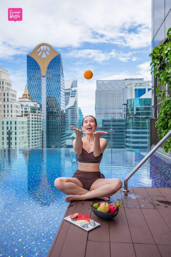 Hotel indigobkk รีวิว โปรโมชั่น โรงแรม อินดิโก ถนนวิทยุ กรุงเทพฯ
