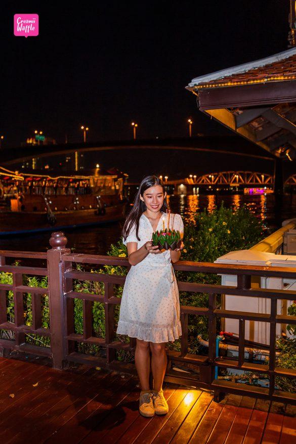 INTERNATIONAL restaurant in Bangkok Creamii Waffle