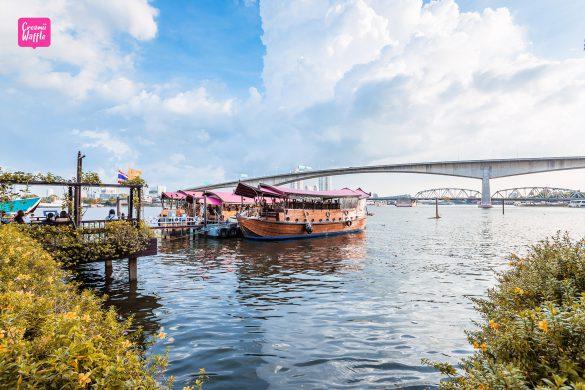 Riverside Terrace Anantara Bangkok