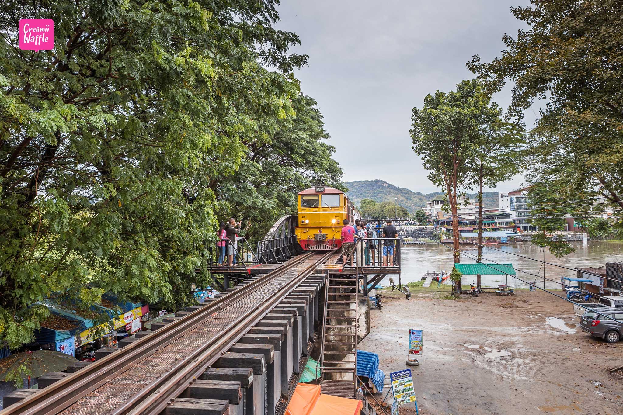 กาญจนบุรี ที่เที่ยว