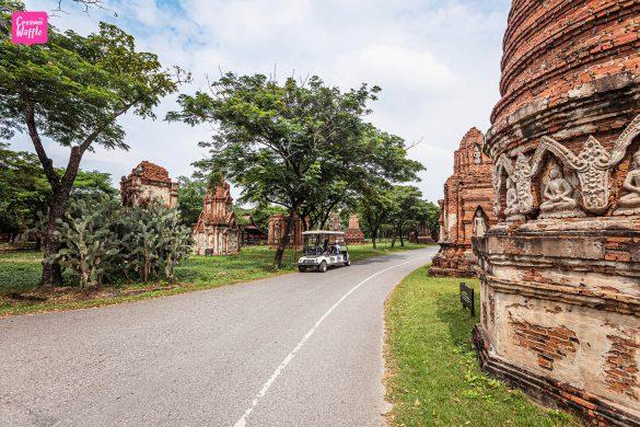 Ancient City Mueang Boran Samut Prakan