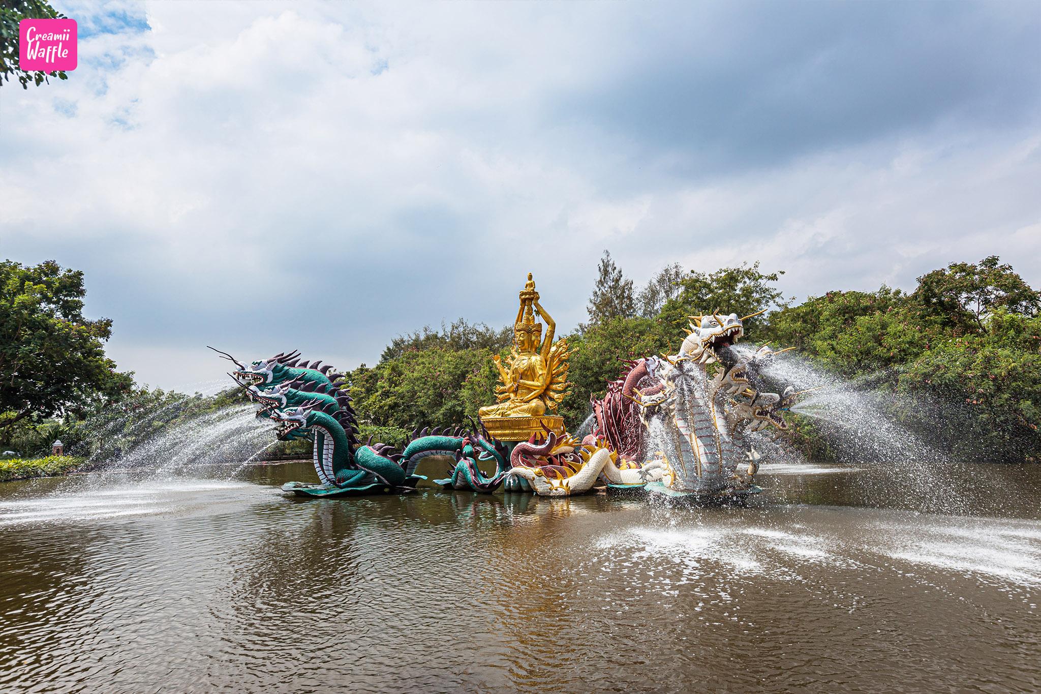 Ancient City Samut Prakan