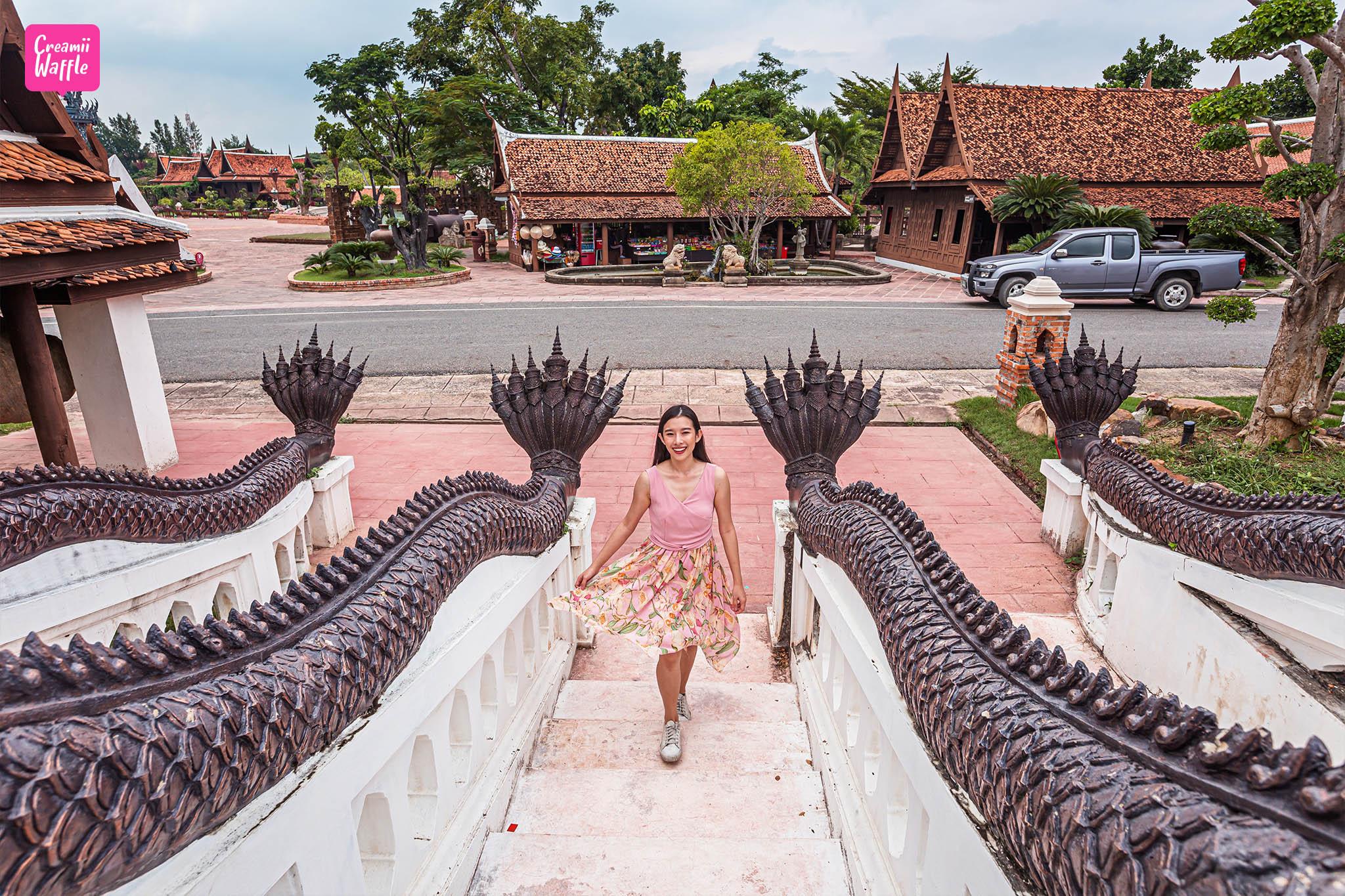 Outdoor Museum Samut Prakan