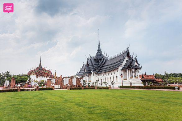 Outdoor Museum in Samut Prakan