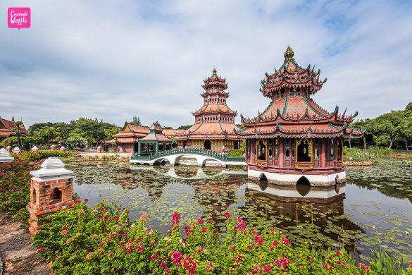 The Ancient City in Samut Prakan