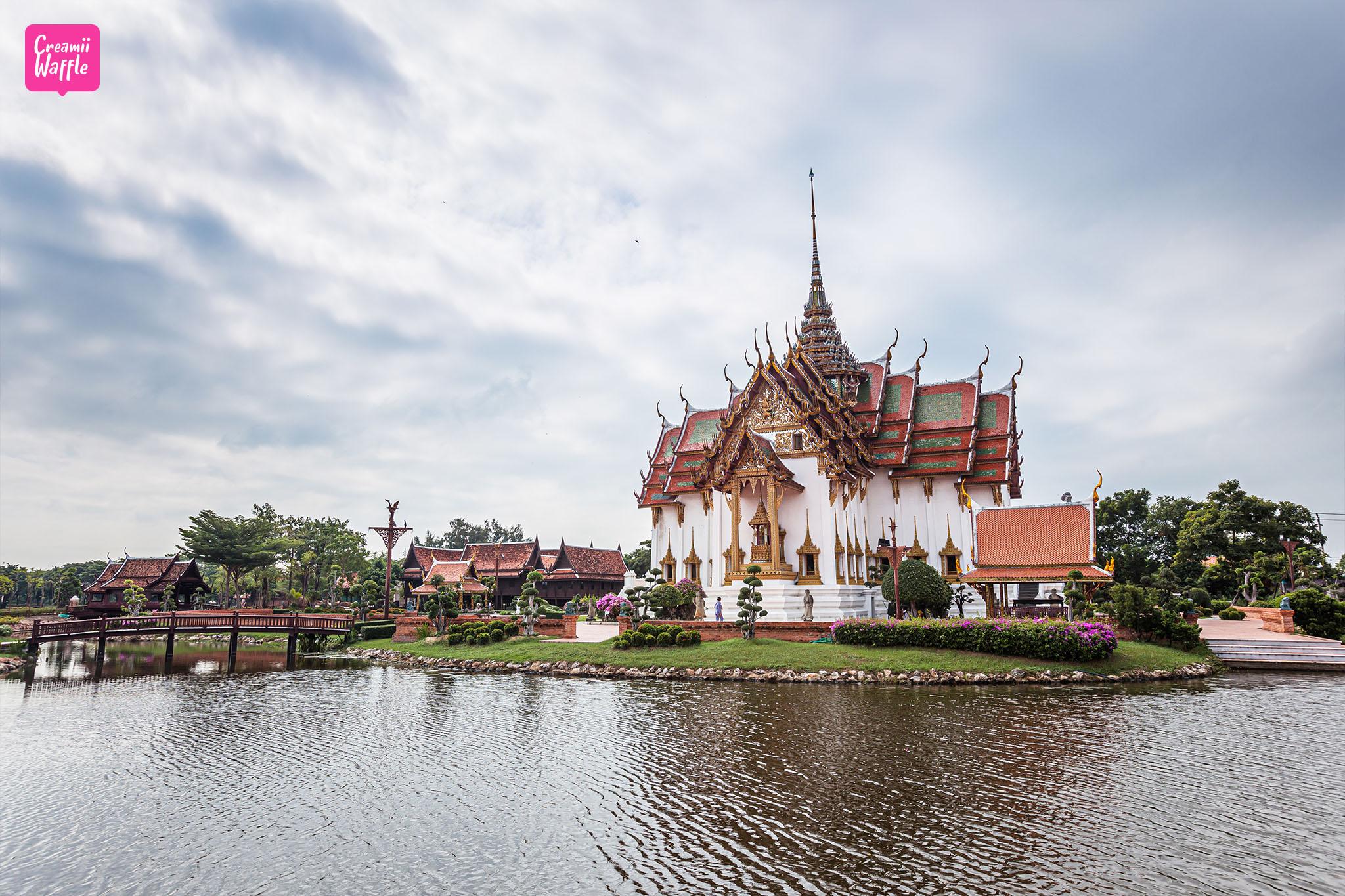The Ancient City in Samut Prakan Thai