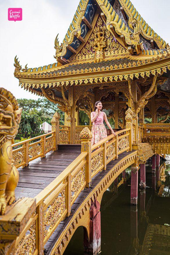 The Ancient City or Muang Boran Thai