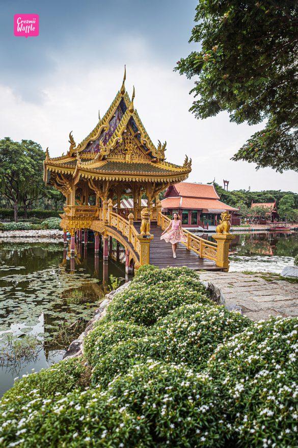 The Ancient City or Muang Boran Thailand